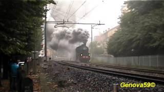 preview picture of video 'Treno storico Rossiglione 2013'