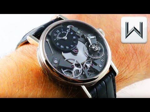 Breguet Tradition (EXO CALIBER / DLC) 7027BB/11/9V6 Luxury Mechanical Watch Review