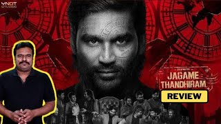 Jagame Thandhiram Review by Filmi craft Arun   Dhanush   Karthik Subbaraj