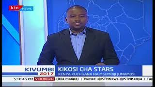Zilizala Viwanjani: Kikosi cha Harambee Stars