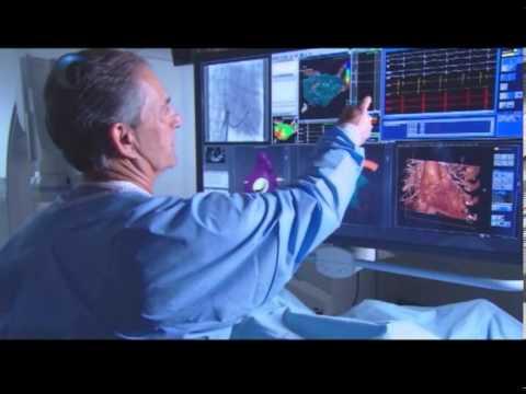 Los ejercicios de respiración para vídeo hipertensiva