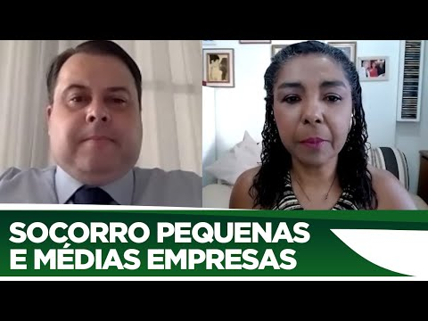 Júlio Cesar explica  MP para socorrer pequenas e médias empresas - 02/10/20