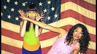 Ways To Wear It: American Flag [Creators Invade London]