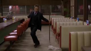 Sam Rockwell Dancing on Electric Light Orchestra - All Over The World