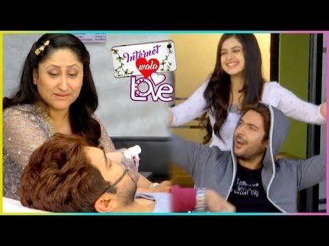 Jay's Mother Accepts Aadhya | Internet Wala Love