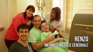Renzo, Infirmité Motrice Cérébrale | Témoignage sur le Traitement par Cellules Souches