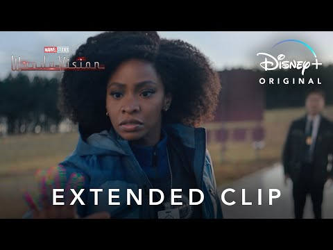 Extended Clip | Marvel Studios' WandaVision | Disney+