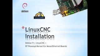 Download #26 LinuxCNC Installation + RT Preempt Kernel für