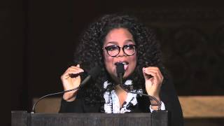 Oprah Stanford: How Does One Lead A Meaningful Life?