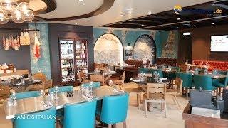 Symphony of the Seas: Restaurants und Bars an Bord