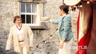 preview picture of video 'The Taming Of The Shrew at Kilkenny Arts Festival'