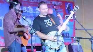 Poutníci, Bluegrass fest Kopidlno 15. 8. 2015