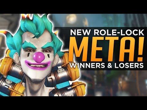 Overwatch: NEW Role Lock Meta! - Biggest Winners & Losers