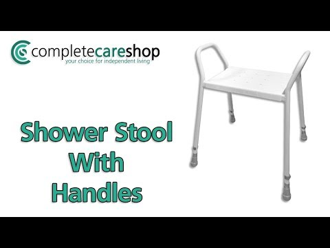 Handles Aid The User When Standing Or Sitting