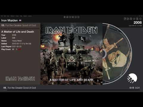spinning cdArt options demo