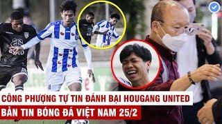 VN Sports 25/2   Văn Hậu đá chính Heerenveen lên ngôi đầu bảng, lộ lý do HLV Park không bị cách ly