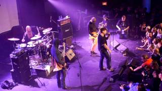 """The Smalls """"There's No Question"""" -   Flames Central - Calgary, AB - Nov 01 2014"""