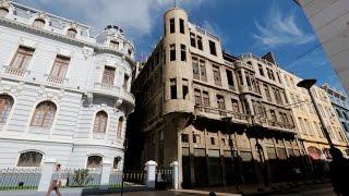 USM - Preservación Patrimonial en Valparaíso