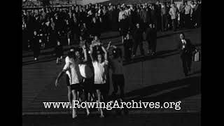 Rowing 1958 -Keith Jackson's Historic Broadcast from the USSR