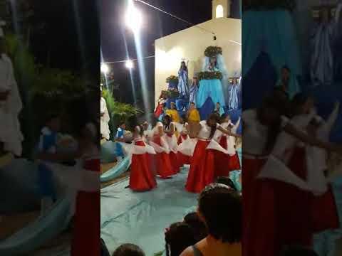 Coroação Da Imaculada Conceição de Maria Em Abaiara