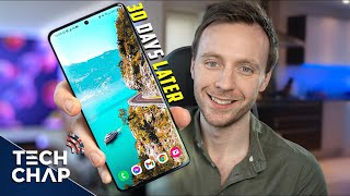 Samsung Galaxy S21 Ultra 5G 1 MONTH Review - Best Phone in the World!?