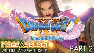 Dragon Quest XI: Echoes of an Elusive Age - The Dojo (Let's Play) Part 2
