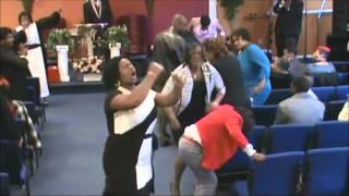Helping Hands Church PRAISE BREAK - 11252012