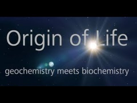 Origin of Life - geochemistry meets biochemistry (HHU)