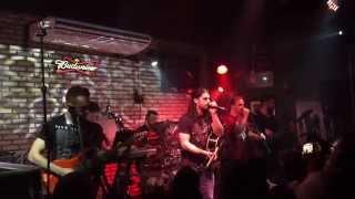 "Dream Theater ""Misunderstood"" by VRA! @ O'Rilley (Brasília) - April 9th 2015"