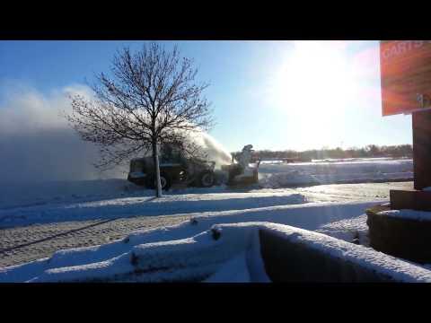 Snow Plow 2014