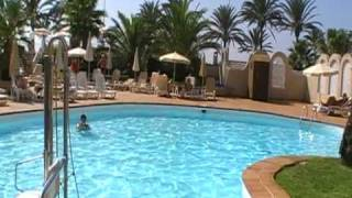preview picture of video 'Mallorca Riu San Francisco  Playa De Palma, Mallorca: Pl.Palma / Arenal / C.Pastilla'