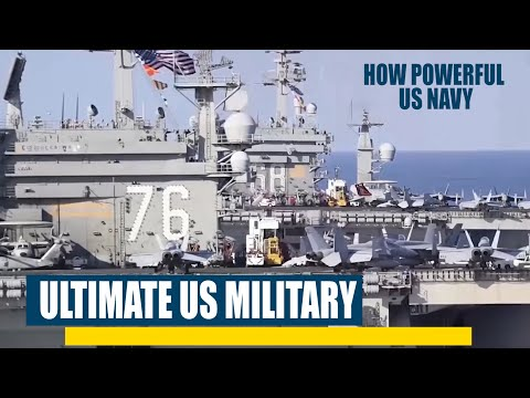 Chinese Shocked: How Powerful US Navy in South China Sea today?