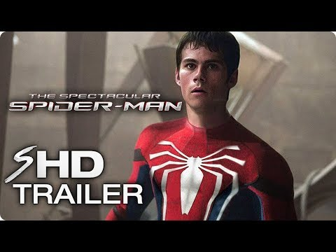 Download THE SPECTACULAR SPIDER-MAN Teaser Trailer Concept #1 - Dylan O'Brien Multiverse Marvel Sony HD Video