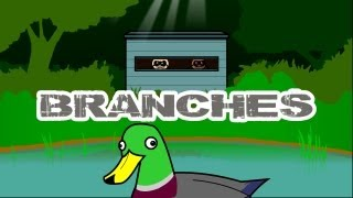 Branches : A choose your own animated story : MrWeebl