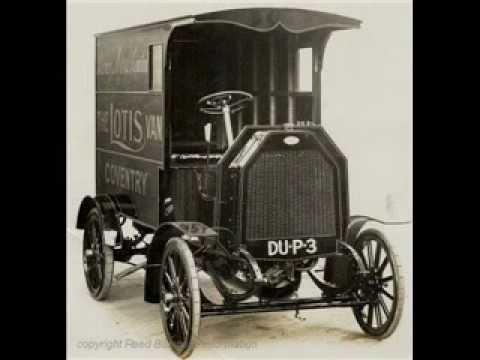 Najstarsze ciężarówki