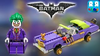 The LEGO Batman Movie Game - New Vehicle The Joker Notorious Lowrider Part 31