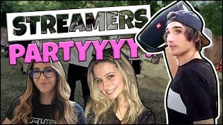 Fourth Of July Streamers Party! (ft. Trump, Erobb221, Dkane & more)