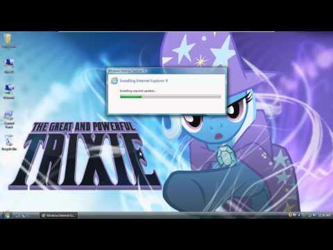 Internet Explorer 7 (IE7) - portablecontacts net