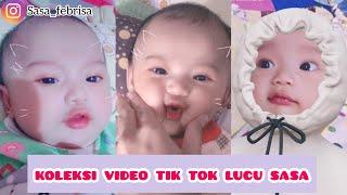 VIDEO TIK TOK BAYI LUCU || Bayi 4 bulan