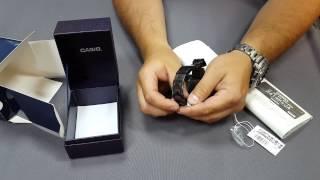 Casio Protrek 3000 titanium black limited