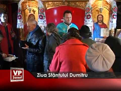 Ziua sfântului Dumitru