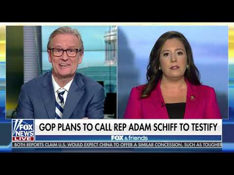 Stefanik Appears on Fox and Friends to Discuss Impeachment Process