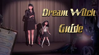 Identity V Hunter Guide: Dream Witch (Best Persona To Use) (Top 1 Hunter)