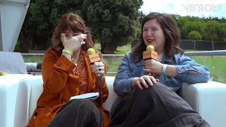 LUCY DACUS Interview At NOS Primavera Sound Porto