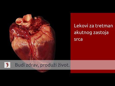 Lijekovi za liječenje visokog krvnog tlaka stola