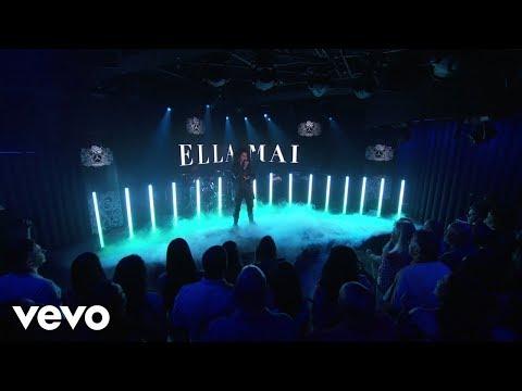 Ella Mai Bood Up Jimmy Kimmel Live2018