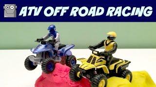 ATV PLAY-DOH OFF ROAD RACING