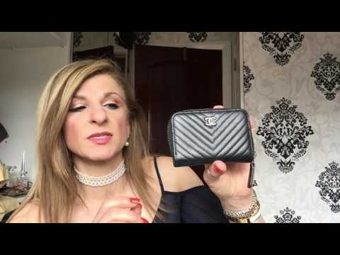 Chanel Coin Purse One Year Review