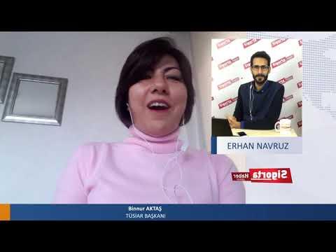 TÜSİAR Başkanı Binnur AKTAŞ ile Seçimlerin ardından acenteleri konuşuyoruz.