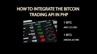 BTC USD-Rate-API